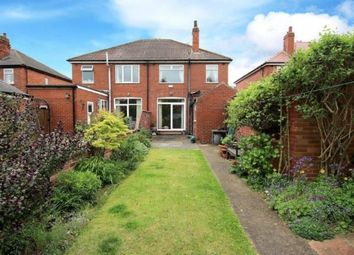 Thumbnail 3 bedroom semi-detached house for sale in Welbeck Road, Doncaster