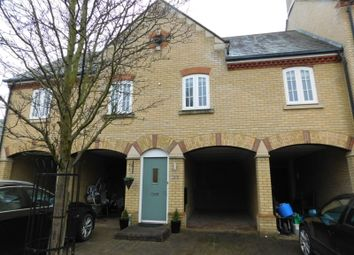Thumbnail 2 bed flat to rent in Copperfield Close, Fairfield, Hitchin