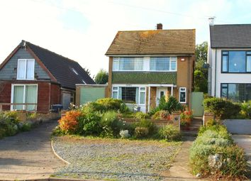 Thumbnail 3 bed detached house for sale in Sandwich Road, Cliffsend, Ramsgate