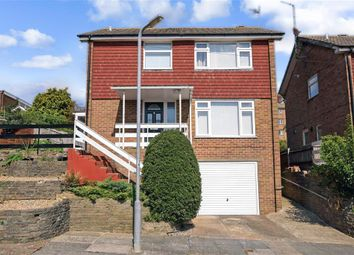 Thumbnail 3 bed detached house for sale in The Brow, Woodingdean, Brighton, East Sussex