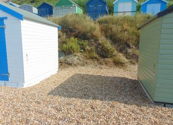Land for sale in Beach Hut Plot, Hordle Cliffs, Near Milford-On-Sea SO41