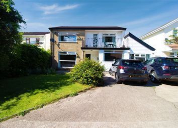 Thumbnail 5 bed detached house for sale in Penygroes, Groesfaen, Pontyclun, Mid Glamorgan