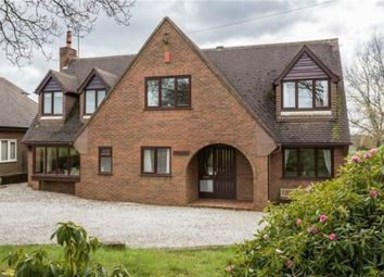Thumbnail 4 bed detached house for sale in Mucklestone Wood Lane, Loggerheads, Market Drayton, Staffordshire