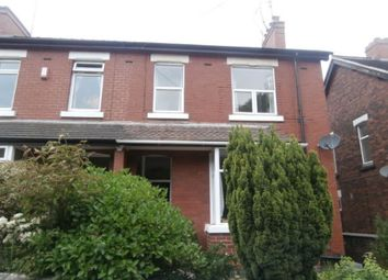 Thumbnail 1 bed flat to rent in Seabridge Road, Newcastle-Under-Lyme