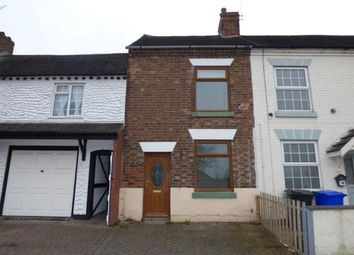 Thumbnail 2 bed terraced house for sale in Hill Street, Burton-On-Trent, Staffordshire