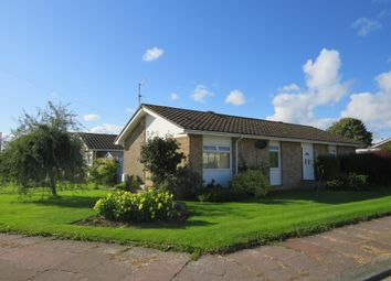 Thumbnail 3 bedroom detached bungalow for sale in Rockingham Close, Worthing