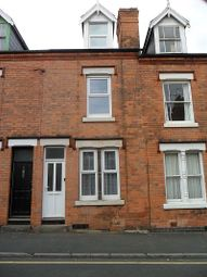 Thumbnail 4 bedroom terraced house to rent in Drayton Street, Sherwood, Nottingham