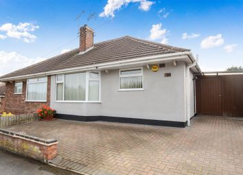 Thumbnail 2 bed semi-detached bungalow for sale in Wayside Drive, Thurmaston, Leicester