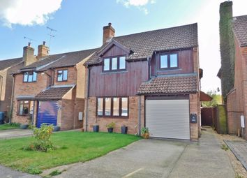 Thumbnail 4 bed detached house for sale in Lakeside, Funtley, Fareham