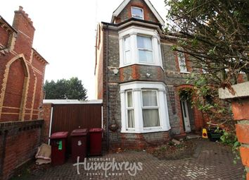 Thumbnail 8 bed property to rent in Wokingham Road, Reading, - Student House