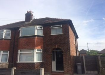 Thumbnail 3 bed property to rent in Vale Road, Timperley, Altrincham