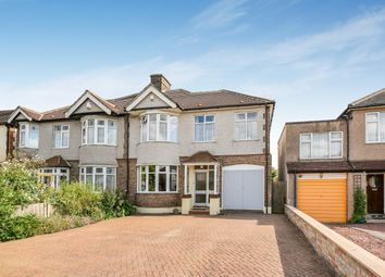 Thumbnail 5 bed semi-detached house for sale in Broad Lawn, London