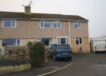 Thumbnail 5 bed semi-detached house for sale in Barnetts Well, Draycott, Cheddar