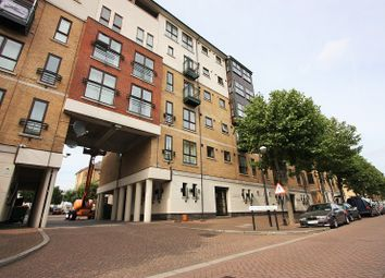 Thumbnail 2 bed flat to rent in Victoria Hall, 7 Wesley Avenue, London, United Kingdom.