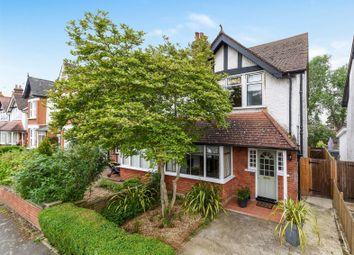 Heatherside Road, West Ewell, Epsom KT19. 3 bed semi-detached house