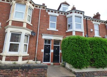 Thumbnail 4 bedroom flat for sale in Trewhitt Road, Heaton, Newcastle Upon Tyne