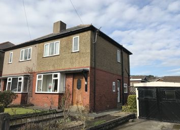 3 bed semi-detached house for sale in North Cross Road, Fixby, West Yorkshire HD2