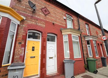Thumbnail 2 bed terraced house for sale in Oriel Road, Tranmere, Birkenhead