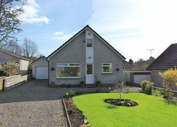 Thumbnail 3 bed detached house for sale in Newton Crescent, Dunblane