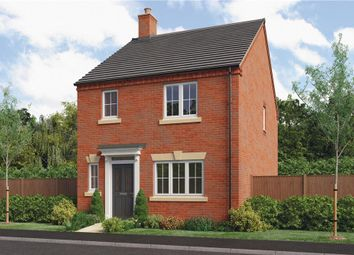 """Thumbnail 3 bed detached house for sale in """"Melbourne"""" at Jawbone Lane, Melbourne, Derby"""
