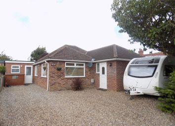 Thumbnail 4 bed bungalow for sale in Jews Lane, Bradwell, Great Yarmouth