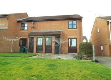 Thumbnail 1 bed flat for sale in Highfield Road, Swadlincote, Derbyshire