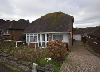 Thumbnail 2 bedroom detached bungalow to rent in Park View, Hastings