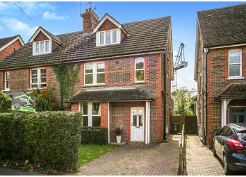 4 bed semi-detached house for sale in Stangrove Road, Edenbridge TN8