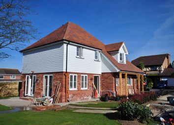 Thumbnail 4 bed property for sale in Oak Avenue, Deanland Wood Park, Golden Cross, Hailsham