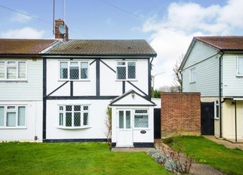 Thumbnail 3 bed end terrace house for sale in Lonsdale Drive, Enfield, Middlesex, .