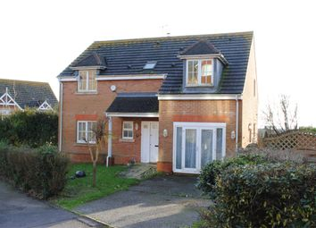 Thumbnail 4 bed detached house to rent in Coxheath Close, St Leonards-On-Sea, East Sussex