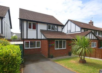 Thumbnail 4 bedroom detached house for sale in Melrose Avenue, Penylan, Cardiff