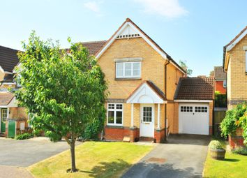 Thumbnail 2 bed end terrace house for sale in Clover Way, Killinghall, Harrogate
