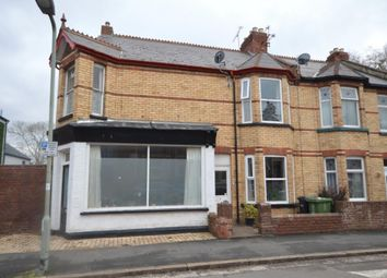 Thumbnail 4 bed end terrace house for sale in Ladysmith Road, Exeter, Devon