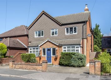 Thumbnail 4 bed detached house for sale in Pinehill Road, Crowthorne, Berkshire