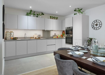 Thumbnail 2 bed flat for sale in The Village Square, West Parkside, Greenwich, London
