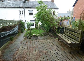 Thumbnail 2 bed terraced house for sale in Upper Church Street, Oswestry