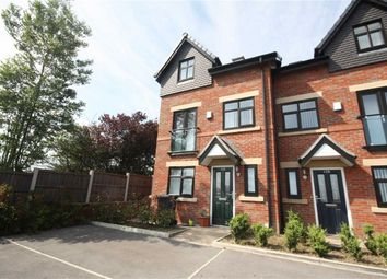 Thumbnail 3 bedroom town house to rent in Chaddock Lane, Boothstown, Worsley