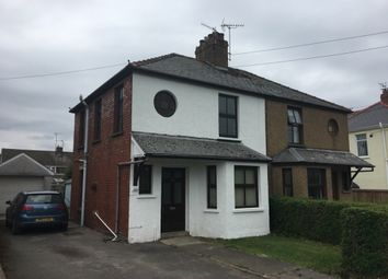 Thumbnail 3 bed semi-detached house to rent in Newtown Road, Penperlleni