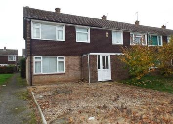 Thumbnail 3 bedroom end terrace house for sale in Swaffham, Norfolk