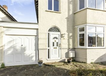 Thumbnail 3 bed semi-detached house for sale in Baring Road, London
