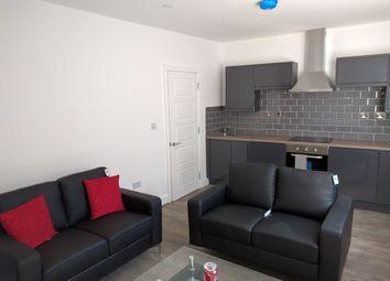 Thumbnail 2 bedroom flat to rent in Mansel Street, Swansea