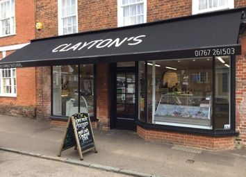 Thumbnail Retail premises for sale in Orchard Close, Market Square, Potton, Sandy