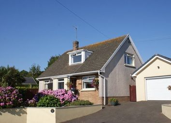 Thumbnail 3 bed detached bungalow for sale in Penally, Tenby