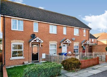 Thumbnail 2 bed end terrace house for sale in Chadwell St Mary, Grays, Essex