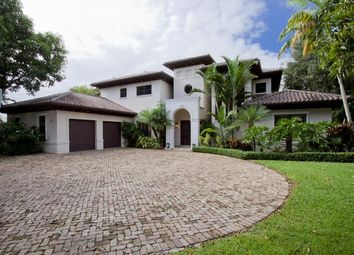 Thumbnail 4 bed property for sale in 610 Blue Rd, Coral Gables, Florida, United States Of America