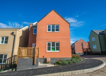 Thumbnail 3 bed detached house for sale in Oakley Grange, Cheltenham