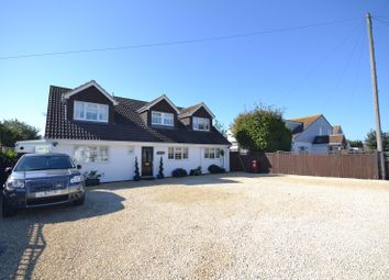 Thumbnail 4 bed detached house for sale in The Bridgeway, Selsey