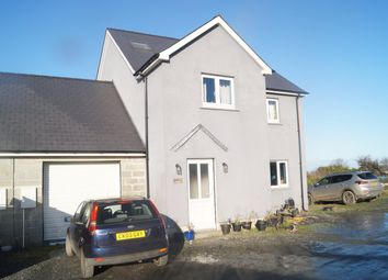 Thumbnail 3 bed link-detached house for sale in Tanygroes, Cardigan, 2Je