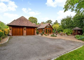 Princess Grove, Seer Green, Beaconsfield, Buckinghamshire HP9. 4 bed barn conversion for sale